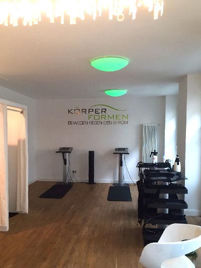 EMS Training Studio in Mannheim